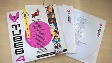 Les Tubes 4 2 lp vinyl records various artists