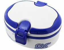 Oval Tupperware Lunch Boxes