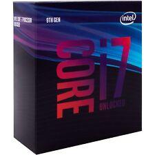 Intel® Core™ i7-9700K, Prozessor