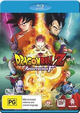 Dragon Ball Z: Resurrection F - Destroyer NEW B Region Blu Ray