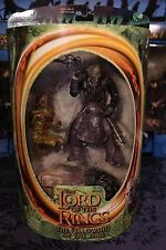 LOTR- ORC OVERSEER- TOYBIZ- ACTION FIGURE- THE HOBBIT- FELLOWSHIP OF THE RING