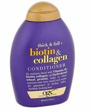 Ogx spesse & COMPLETO Biotina & COLLAGENE Balsamo 385 ml / (369ml)