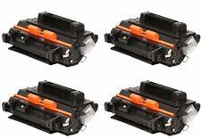 4  BLACK TONER HP LaserJet Enterprise 600 M603xh M603n M603dn M602x M602n M602dn