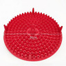 Grille de lavage Grit Guard Ouragan Multi Perforé diam 26 cm - Rouge