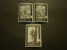 Malta #544-46 Mint Hinged - WDWPhilatelic