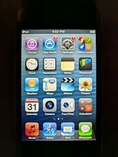 Black Apple iPod Touch4th Generation  A1367 32GB Tested