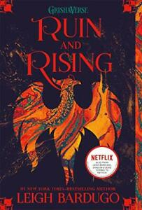 Ruin and Rising by Leigh Bardugo (English) Hardcover