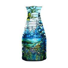 Modgy Myvaz Collapsible / Expandable Flower Vase - Tiffany Iris Landscape