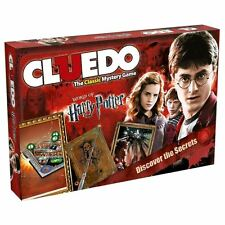 World of Harry Potter Edition Cluedo Classic Mystery Board Game