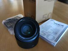 Nikon Nikkor AF-S 50 mm F/1.8 G Objektiv