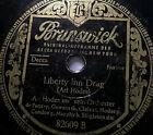 "ART HODES ""Indiana / Liberty Inn Drag"" Brunswick 78rpm 10"""