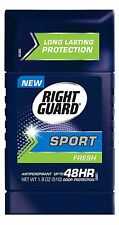 Right Guard Antiperspirant Sport Solid Fresh 1.8oz