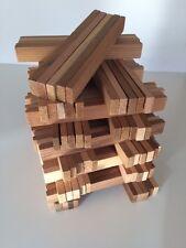 100 naturale legno di ciliegio cedro barbecue affumicatore Bastoni