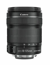 Canon EF-S 18-135mm f3.5-5.6 IS STM NUOVO BULK EAN 4960999841113