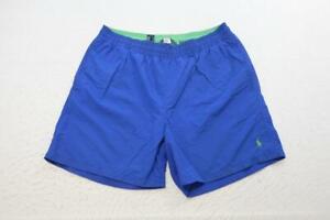 Polo Ralph Lauren Swim Trunks Shorts Netted Water Mens Size XL