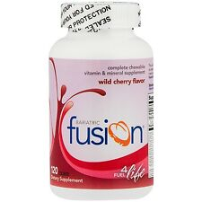 Bariatric Fusion - Wild Cherry Flavor Chewable Vitamins & Mineral Supplement