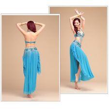 Sexy Belly Dance Costume Dance Skirt Carnival dress up slit skirt Plus size