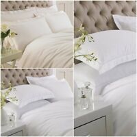 LUXURY 400 THREAD COUNT DUVET COVER HOTEL QUALITY 100% EGYPTIAN COTTON BEDDING