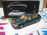 Saab 900 SE V6 4-door Sedan 1994 1/43 Editions Atlas