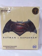 "MISB Mezco One:12 Collective EXCLUSIVE BVS Knightmare Batman 6"" New"