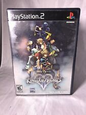 Kingdom Hearts II (PlayStation 2, 2006) - Very Good Shape !! See Photos Complete