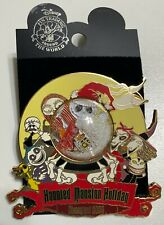 HTF 2003 Disneyland Jack Skellington Haunted Mansion Holiday Limit Ed 3,000 Pin