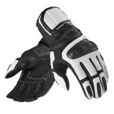 Gants noirs paume pour motocyclette Homme