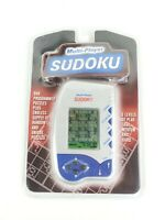 Multi-Player Sudoku Handheld Electronic Puzzle Game Brand New Sealed