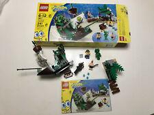 LEGO SPONGEBOB SQUAREPANTS 3817 The Flying Dutchman w/ BOX 100% Complete