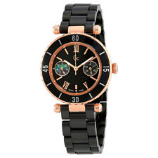 Guess Black Dial Ladies Watch I42004L2S
