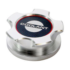 1998-2014 Mustang Billet Carbon Fiber Radiator Coolant & Intercooler Cap Cover