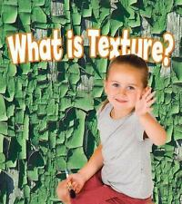What is Texture? (Get Art Smart)-ExLibrary