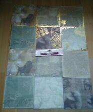 """Designpapierset LaBlanche  """"Wilde Tiere"""" 15 x 15 cm  6 x 6 inc. 12 Bogen  NEU"""