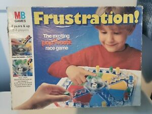 Spares for 1994 Frustration MB Games Board Game PopMatic Fun Parts Counters