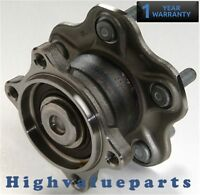 Rear Wheel Bearing and Hub Assembly Left or Right for Nissan Altima 02-06 512201