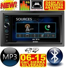 2006-2015 CHEVROLET GMC SILVERADO SIERRA BLUETOOTH TOUCHSCREEN USB SD AUX RADIO