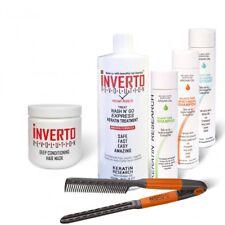INVERTO Formaldehyde Free Brazilian keratin Blowout hair treatment + Hair Mask
