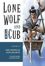 Lone Wolf and Cub 19: The Moon in Our Hearts-ExLibrary
