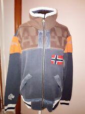 NAPAPIJRI maglia maglione jersey pullover mountain sweater eskimo ultras