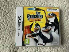 THE PENGUINS OF MADAGASCAR  - NINTENDO DS DREAMWORKS / NICKELODEON