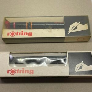 902 rOtring Technical Drawing Pen Variant B Needle Point NOS Made in Germany