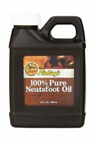 Fiebing's 100% Pure Neatsfoot Oil Natural Leather Preservative -  8 oz