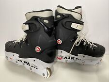 Airwalk Aggressive Rollerblades Inline Skates Men's Us Size 7 Pre Owned