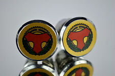 New Tommasini Handlebar End Plugs Bar Caps vintage guidon bouchons calotte tappo