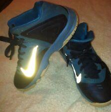 Nike 3.5 High Tops Blue Kid's