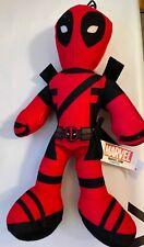 "Professional Sample Marvel Super Heroes Deadpool 9"" Plush Toy Not 4 Retail Sale"
