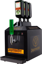 Tap Machine Inc Jemus Jagermeister Shot Tap Machine 3 Bottle New Sealed