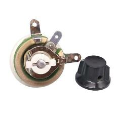25w 1k Ohm High Power Wirewound Potentiometer Rheostat Variable Resistor