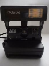 Vintage Polaroid One Step Instant 600 Film Camera tested and working