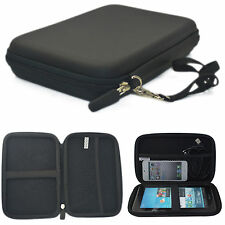 "7"" Inch Hard Carry GPS Case Protective Bag For 6"" 7"" Garmin Nuvi TomTom GPS"